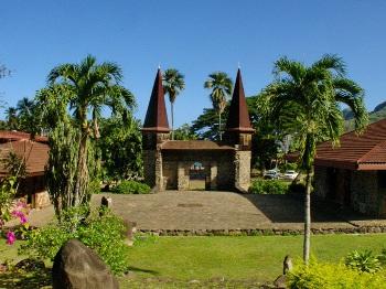 La Cathédrale de Taiohae